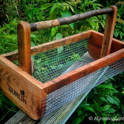 Harvest Baskets and Picking Pails