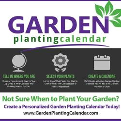 Custom Seed Starting Calendar & Planting Time Guide