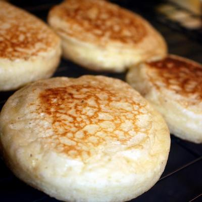 How to Make Crumpets from Scratch
